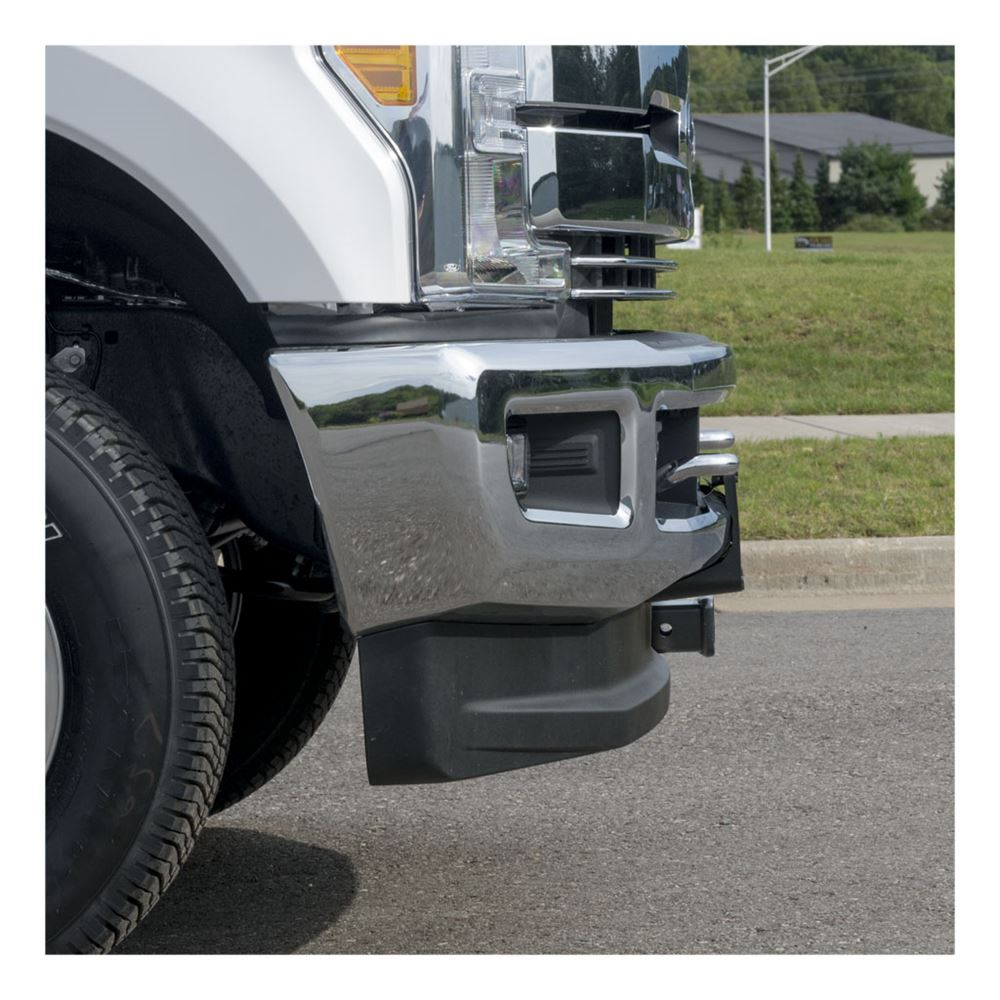 2017 ford f-350 super duty front hitch
