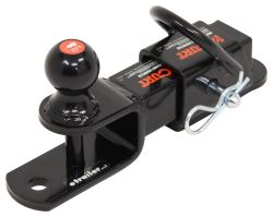 "Curt ATV Towing Starter Kit - 2"" Receiver - 6"" Long Ball Mount - 2"" Hitch Ball"