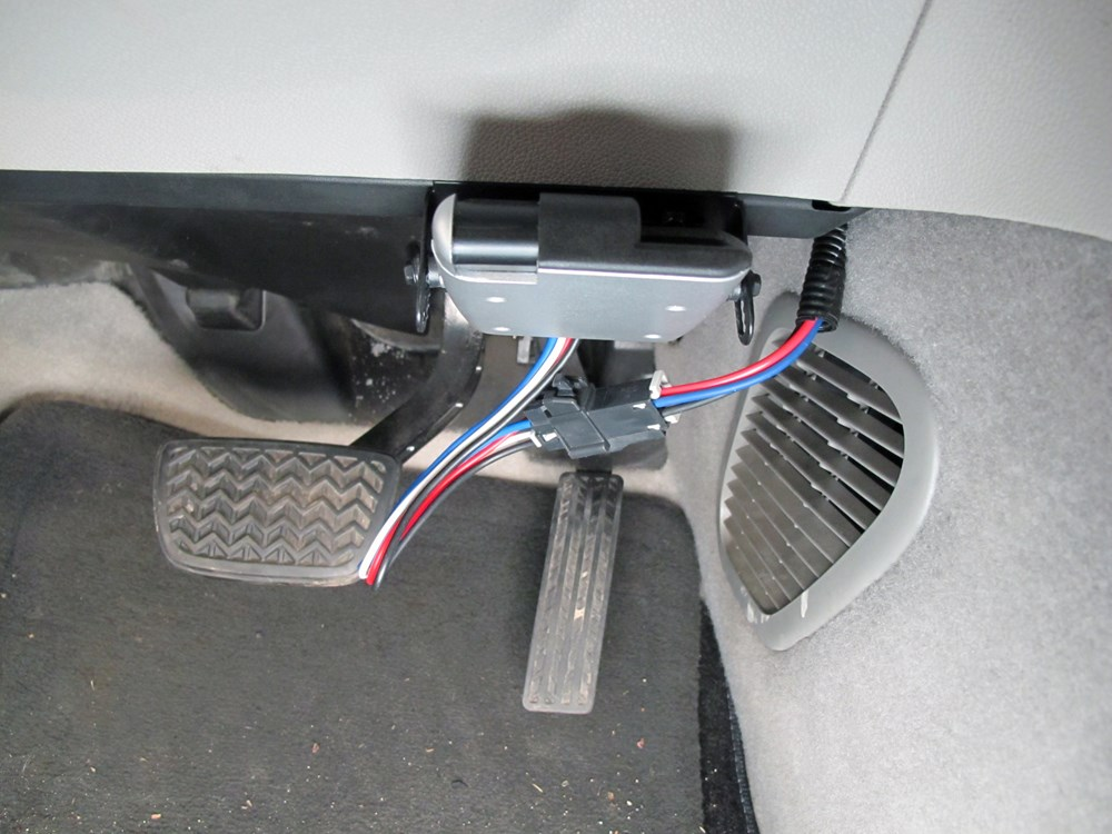 2007 gmc acadia brake controller curt. Black Bedroom Furniture Sets. Home Design Ideas
