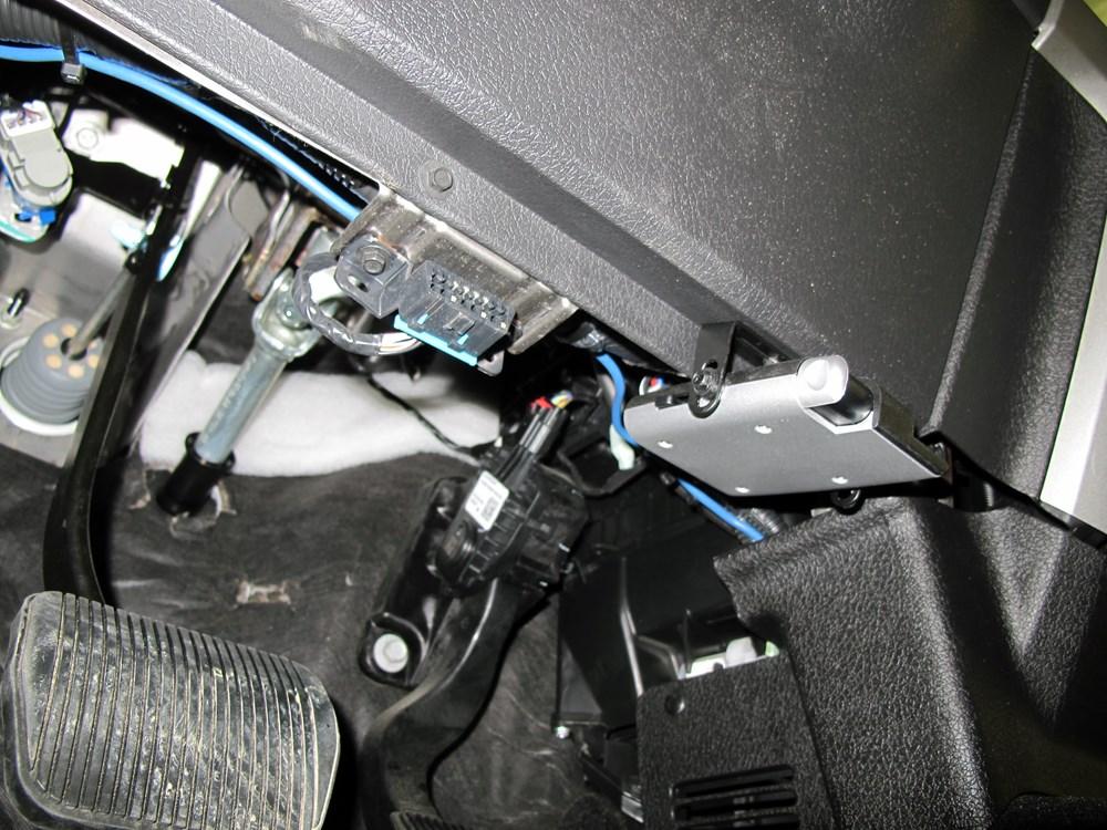 2017 Ford F-150 Brake Controller