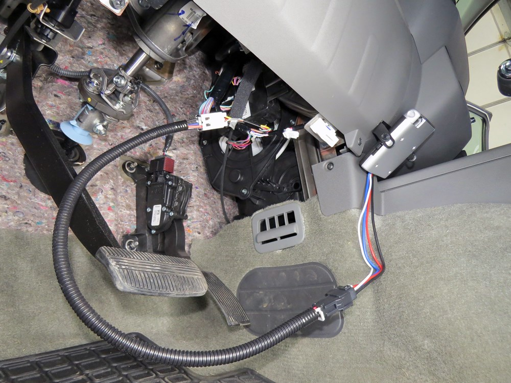 0 nissan frontier brake controller curt