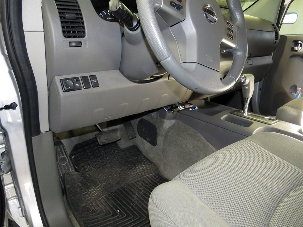2014 nissan frontier brake controller curt