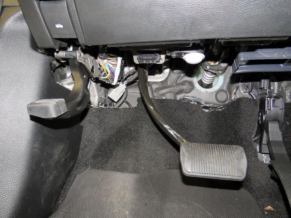 Curt Brake Controller >> 2016 Honda Pilot Brake Controller - Curt