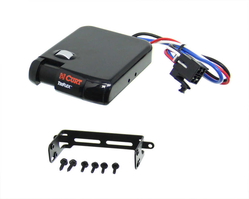 Trailer Mounted Electric Brake Controller Difference Blu Ray Electronic Wiring Ame Mount Compact Design For Easy Installation Adjustable Pressure Suitable Single Axle Trailers
