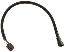 Curt Custom Wiring Adapter for Trailer Brake Controllers - Dual Plug In