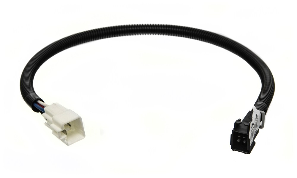 toyota tacoma curt custom wiring adapter for trailer brake controllers dual in
