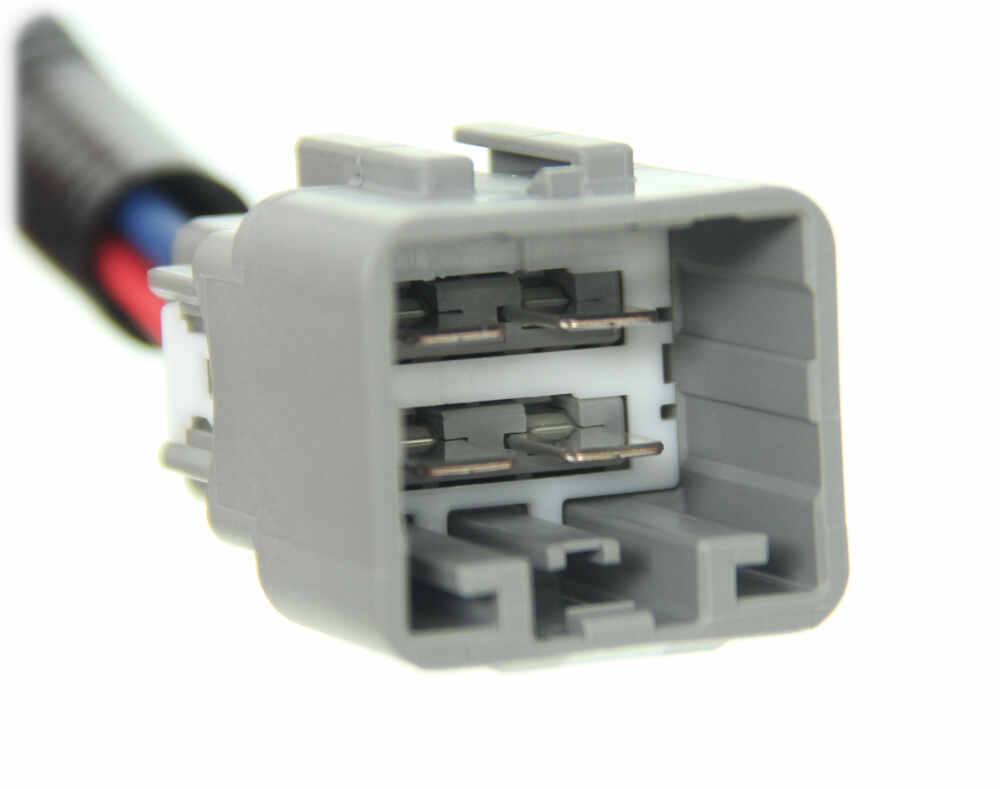 curt custom wiring adapter for trailer brake controllers. Black Bedroom Furniture Sets. Home Design Ideas