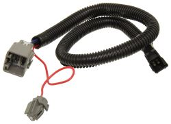 Brake Controller Wiring Harness for Curt Brake Controller and 2014