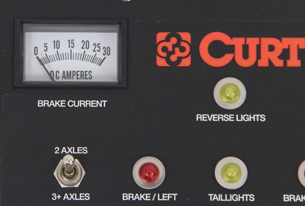 Curt Trailer and Brake Controller Wiring Circuit Tester Curt Wiring ...