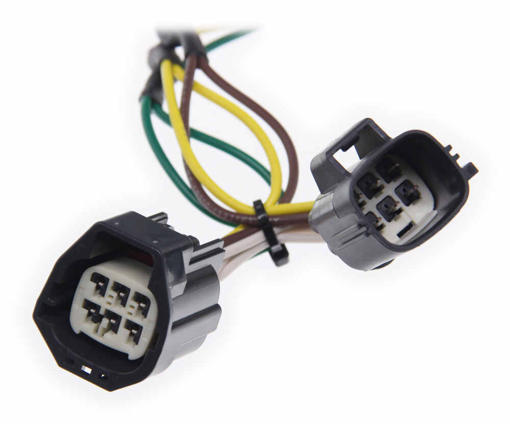 2015 jeep wrangler unlimited custom fit vehicle wiring curt. Black Bedroom Furniture Sets. Home Design Ideas