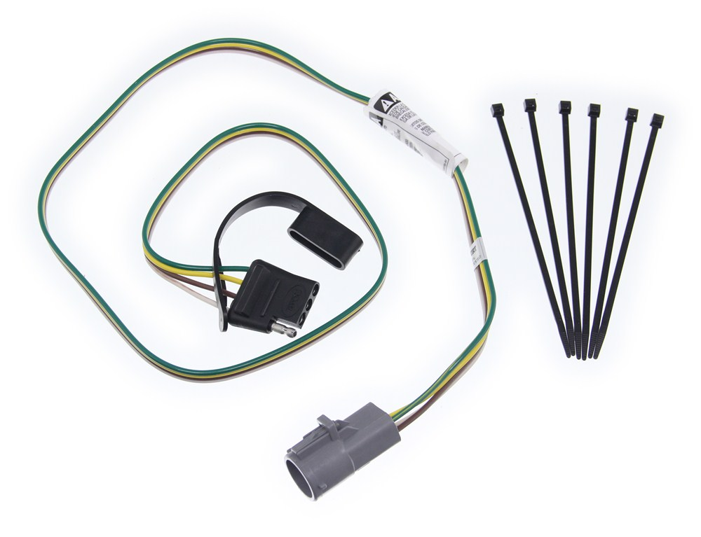 ford ranger tow harness 1999 ford ranger custom fit vehicle wiring curt