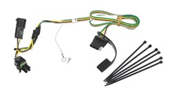 gmc jimmy trailer wiring com curt 1989 gmc jimmy custom fit vehicle wiring
