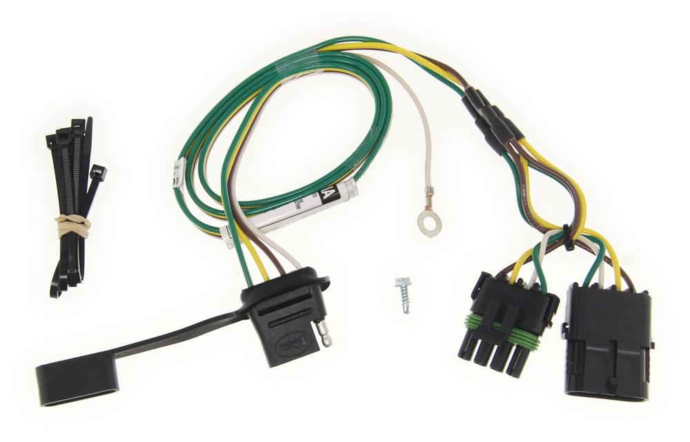 1996 gmc c k series pickup custom fit vehicle wiring curt. Black Bedroom Furniture Sets. Home Design Ideas