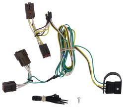 1994 Ford Taurus Trailer Wiring Etrailer. Curt 1994 Ford Taurus Custom Fit Vehicle Wiring. Ford. 1994 Ford Taurus Wiring Harness At Scoala.co
