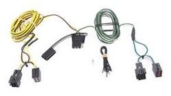 1994 dodge van trailer wiring etrailer com curt 1994 dodge van custom fit vehicle wiring