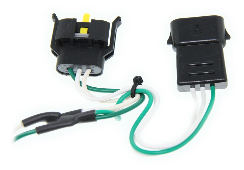 2001 ford ranger curt t connector vehicle wiring harness. Black Bedroom Furniture Sets. Home Design Ideas