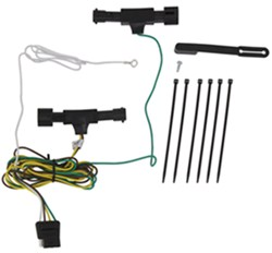 1994 Ford Bronco Trailer Wiring | etrailer.com T Connector Trailer Wiring Harness F on litemate trailer harness, 4-way wiring harness, 1986 toyota wire harness, towed vehicle wiring harness, installing boat wiring harness,