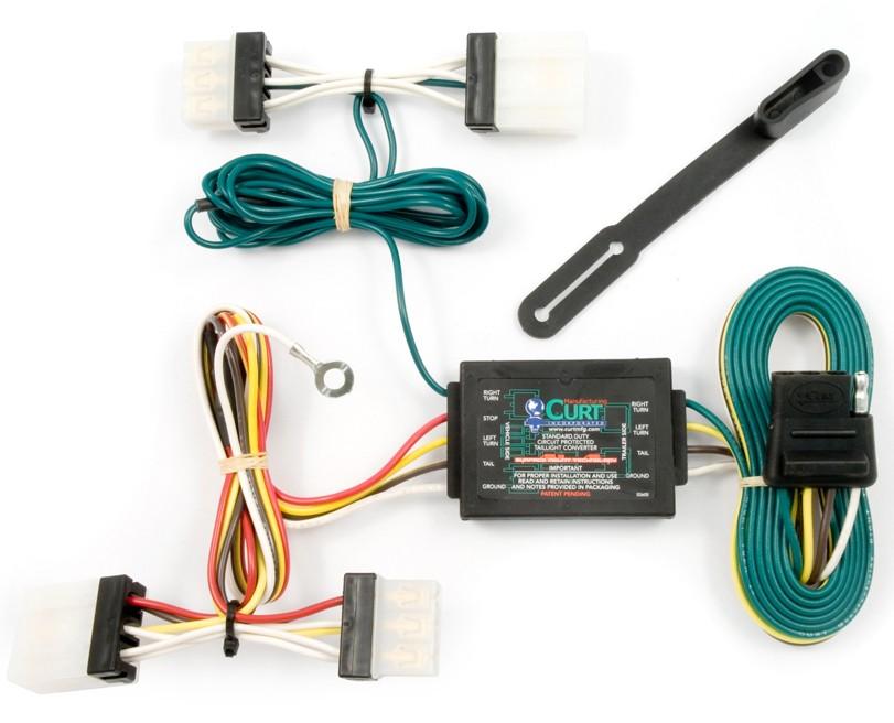 1995 nissan custom fit vehicle wiring curt