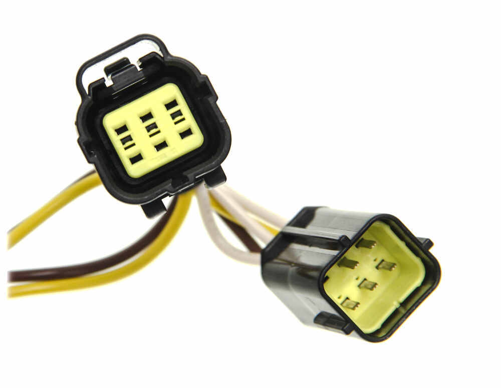 2001 isuzu rodeo curt t connector vehicle wiring harness. Black Bedroom Furniture Sets. Home Design Ideas