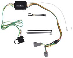 where does a trailer wiring harness into on a 1998 mercury villager etrailer