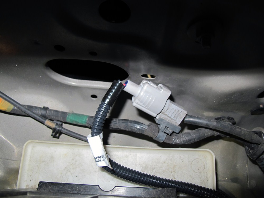 toyota tundra curt  connector vehicle wiring harness