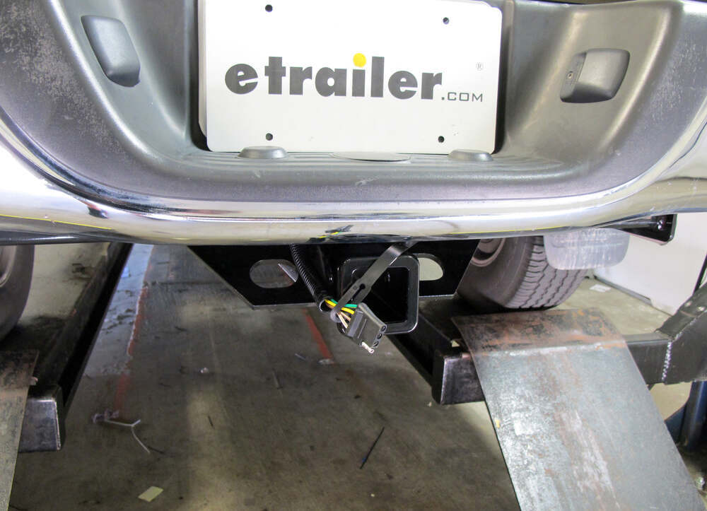 2002 Toyota Sienna Trailer Wiring Harness : Toyota tundra curt t connector vehicle wiring harness