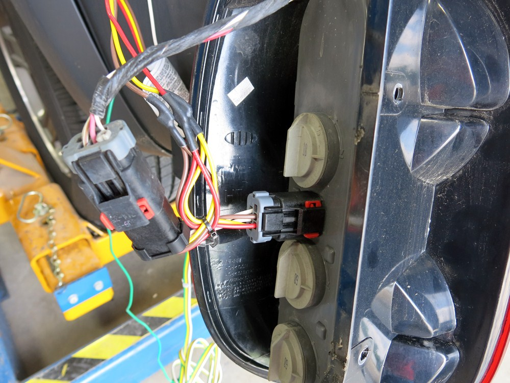 2005 jeep liberty trailer wiring harness 2005 jeep liberty speaker wiring diagram curt t-connector vehicle wiring harness with 4-pole flat ...