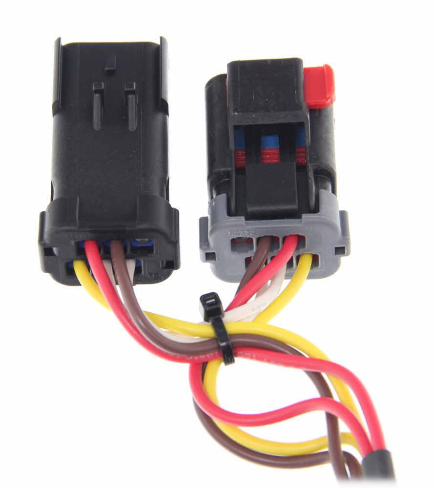 2006 jeep liberty custom fit vehicle wiring curt