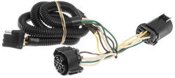 Curt 2004 Nissan Titan Custom Fit Vehicle Wiring