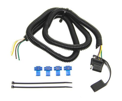 2000 chevrolet blazer custom fit vehicle wiring curt. Black Bedroom Furniture Sets. Home Design Ideas