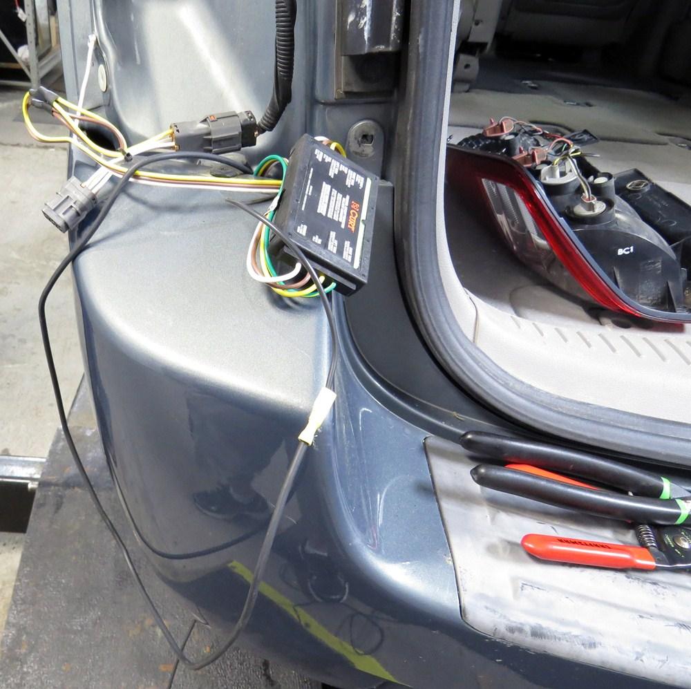 2006 kia sedona custom fit vehicle wiring curt. Black Bedroom Furniture Sets. Home Design Ideas