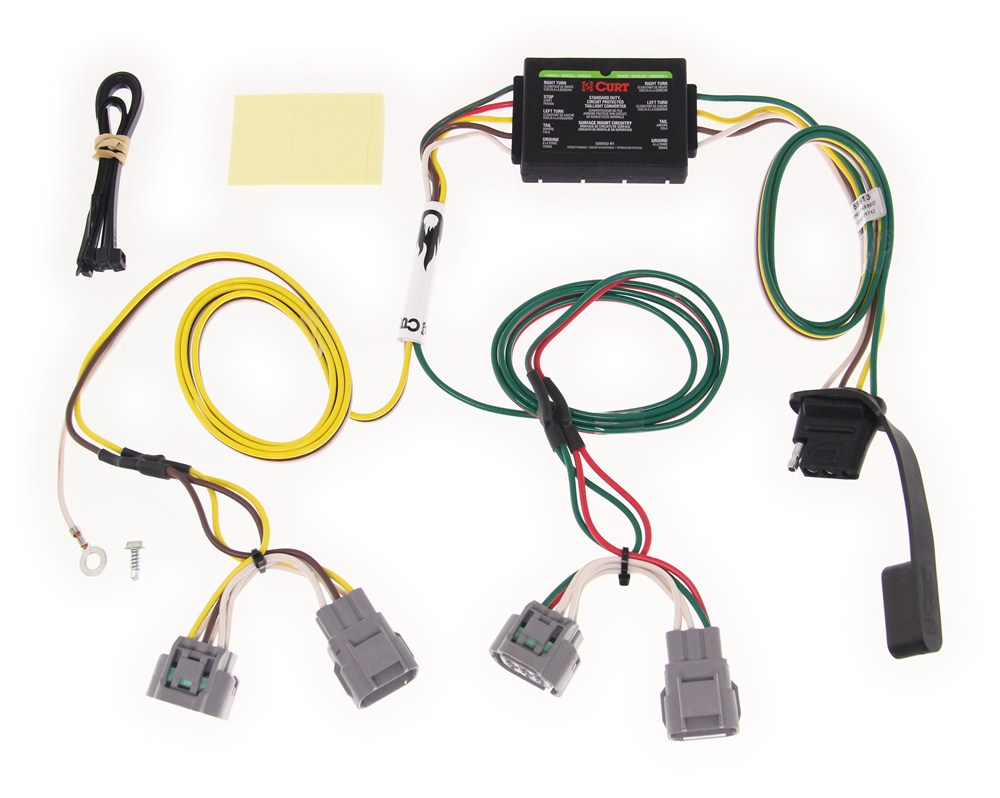 2009 Toyota Tacoma Trailer Wiring Diagram Schematic Diagrams Hitch Harness Solutions 2000