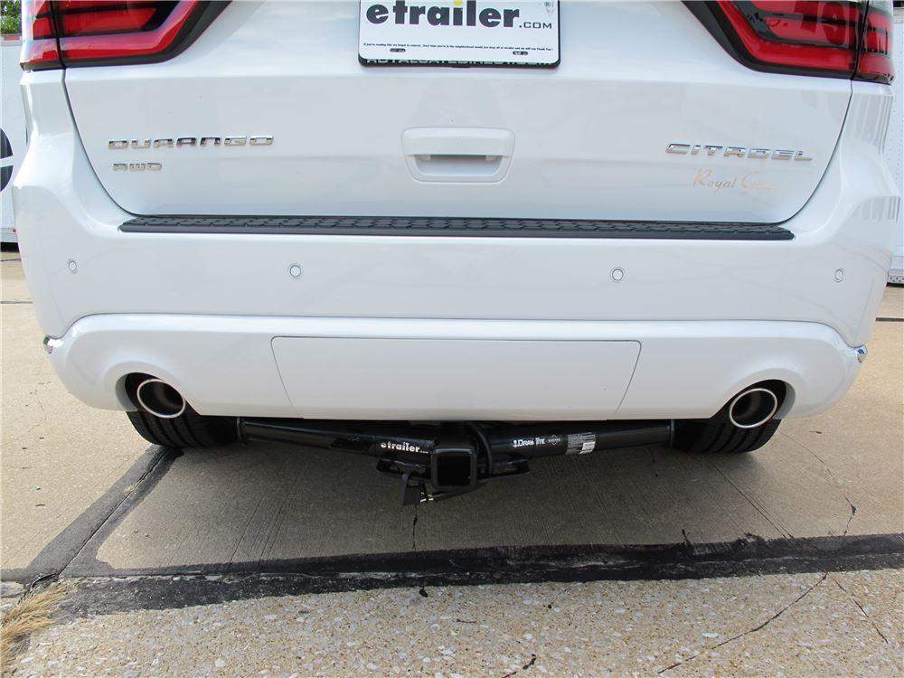 Dodge durango custom fit vehicle wiring curt