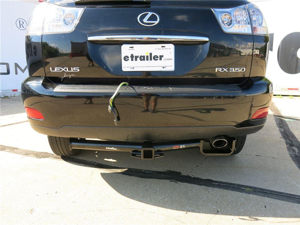 2007 Lexus Rx 350 Custom Fit Vehicle Wiring
