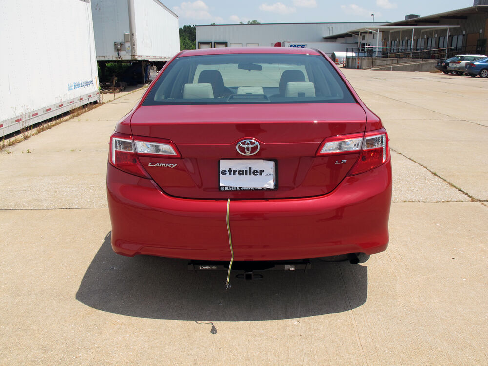 2015 Toyota Camry Custom Fit Vehicle Wiring