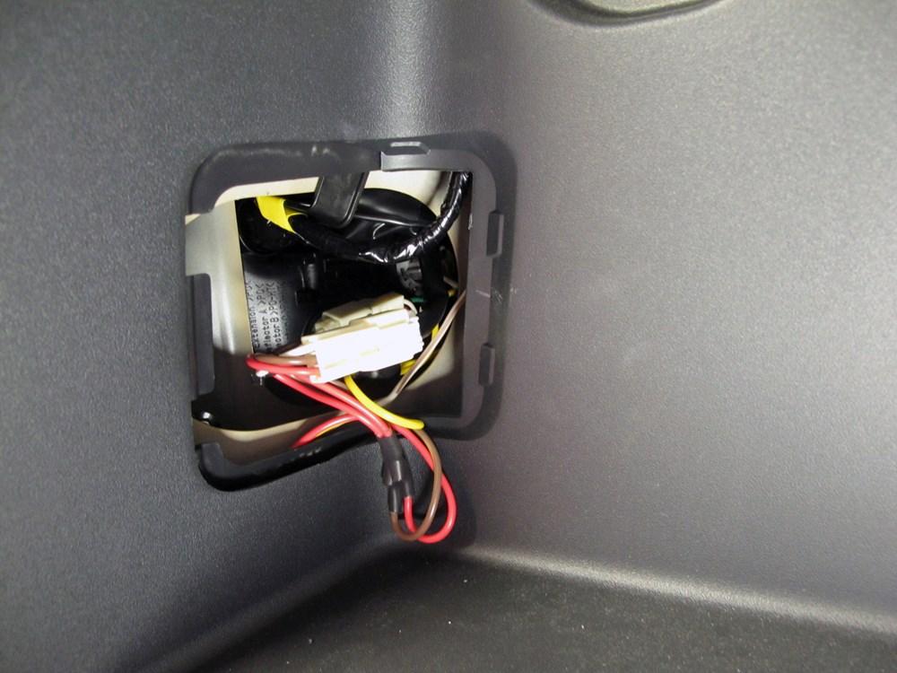 C55567_2014~Toyota~FJ_Cruiser_14_1000  Way Flat Trailer Wiring Harness on 4 way flat connectors, 4 way flat mounting bracket, 4 way flat cover, 4 wire harness,
