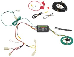 toyota fj cruiser trailer wiring com curt 2012 toyota fj cruiser custom fit vehicle wiring