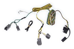 Curt 2006 Ford Freestyle Custom Fit Vehicle Wiring
