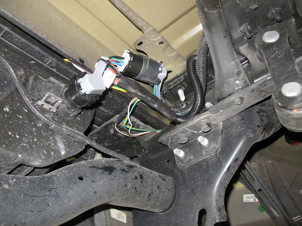 2015 Toyota Tundra Custom Fit Vehicle Wiring Hopkins
