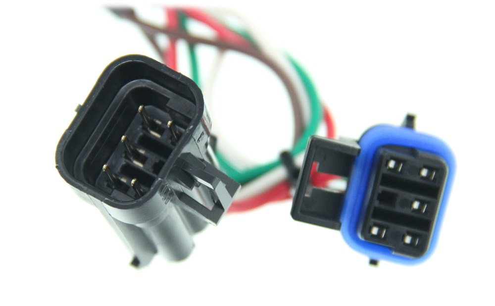 Trailer Wiring Harness Saturn Vue : Saturn vue custom fit vehicle wiring curt