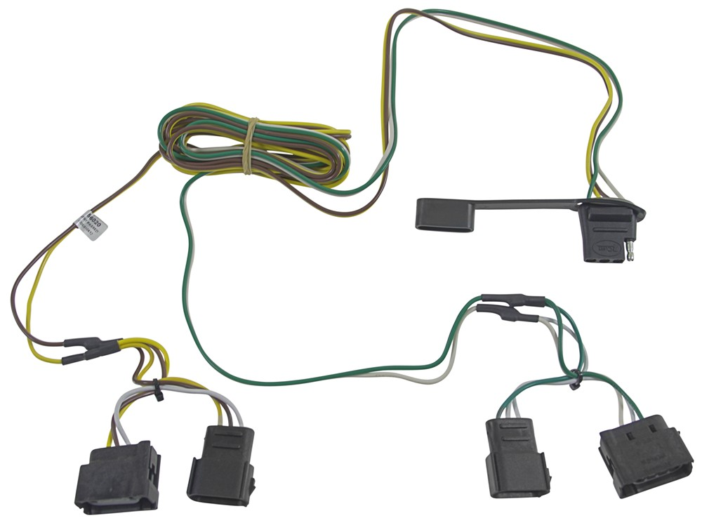 2005 Ford Van Custom Fit Vehicle Wiring