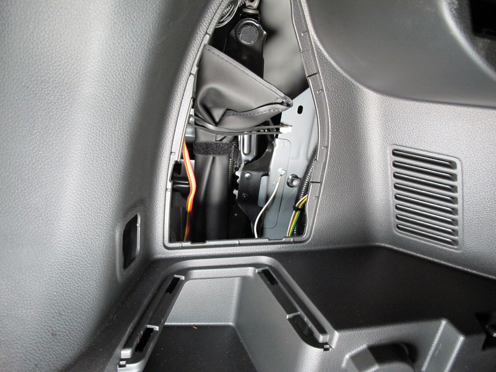 2016 nissan rogue custom fit vehicle wiring curt