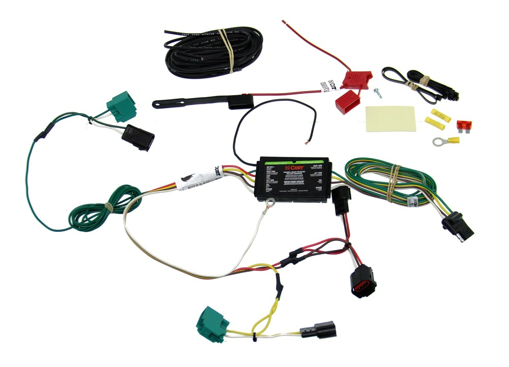 2009 Dodge Journey Custom Fit Vehicle Wiring