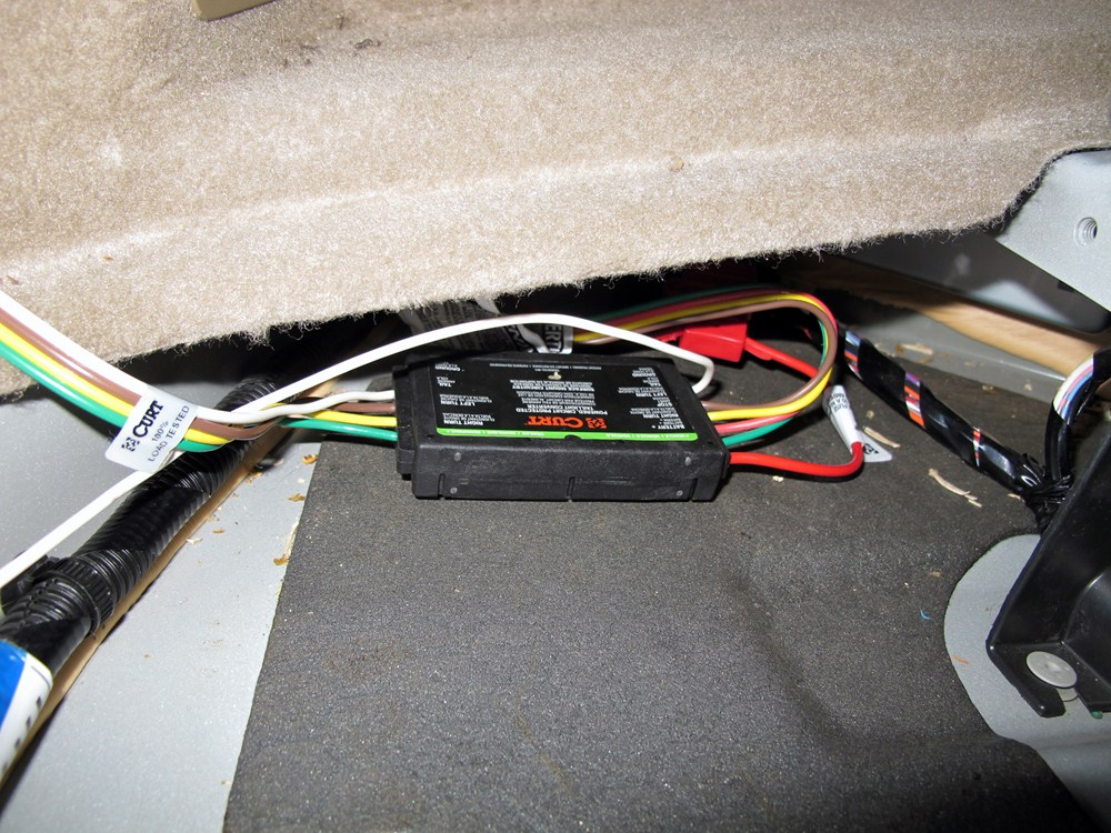 2013 acura mdx custom fit vehicle wiring curt