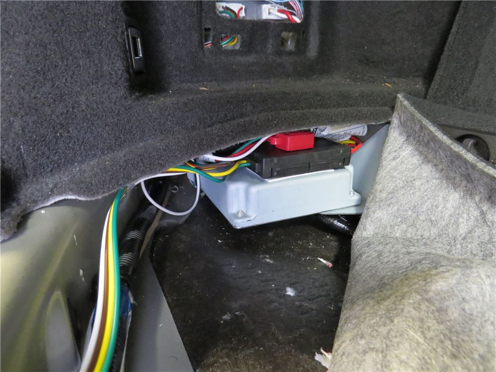 2009 acura mdx curt t connector vehicle wiring harness. Black Bedroom Furniture Sets. Home Design Ideas