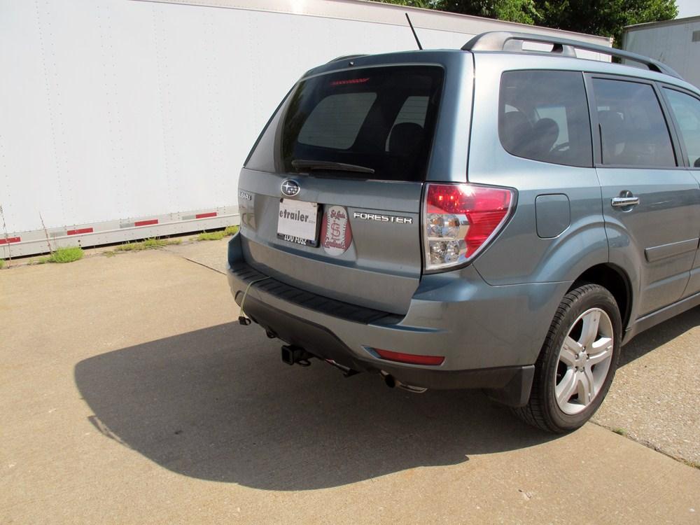 2009 subaru forester Custom Fit Vehicle Wiring - Curt