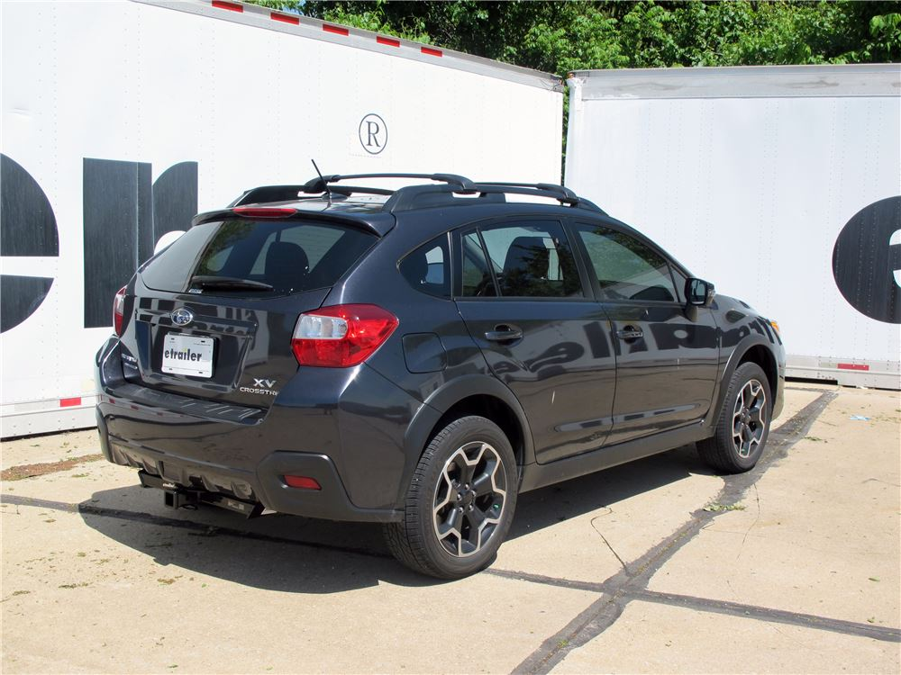 2015 Subaru Xv Crosstrek Custom Fit Vehicle Wiring