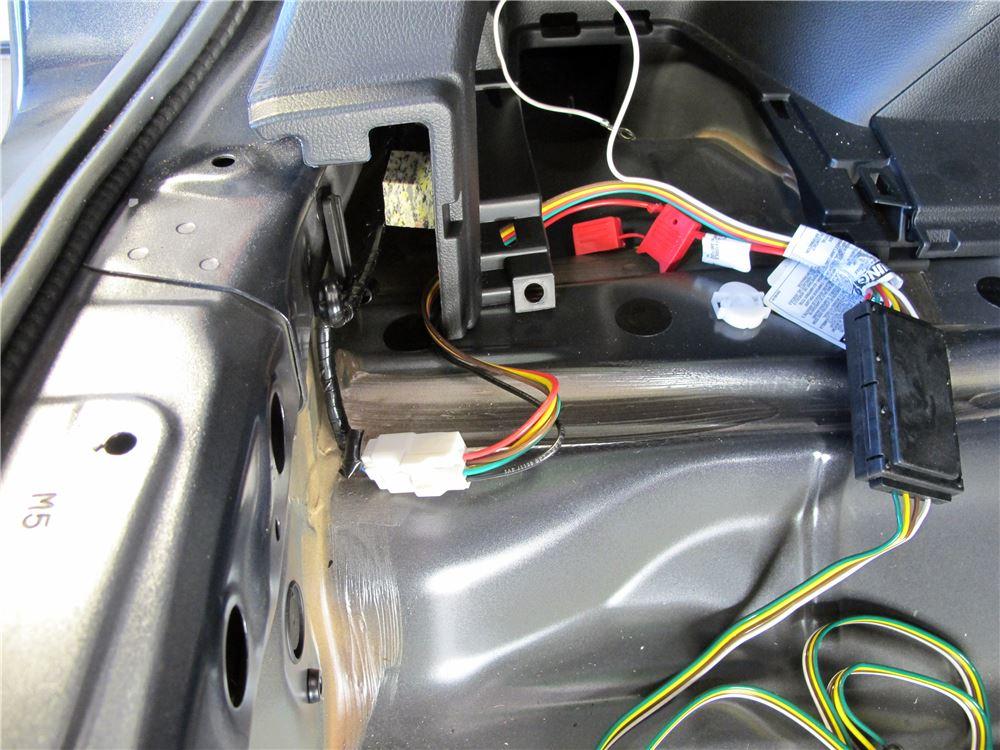 subaru crosstrek trailer wiring harness toyota fj cruiser