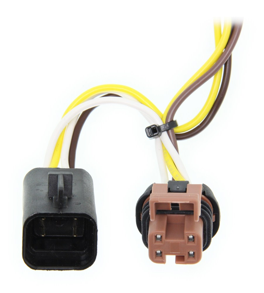 2008 gmc acadia curt t connector vehicle wiring harness. Black Bedroom Furniture Sets. Home Design Ideas