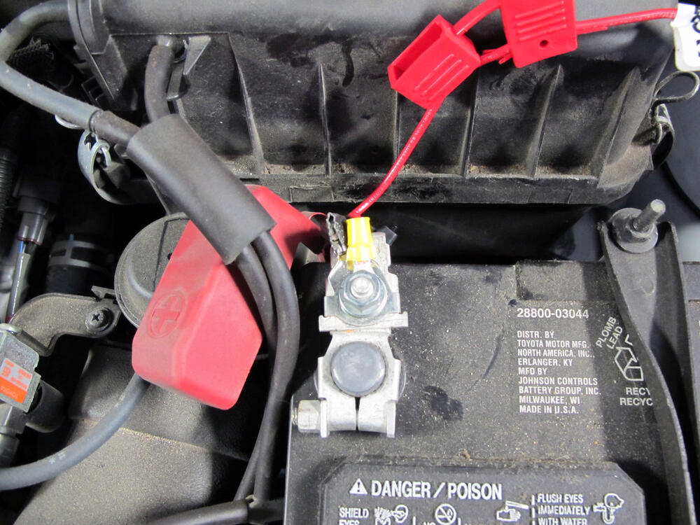 Toyota venza custom fit vehicle wiring curt